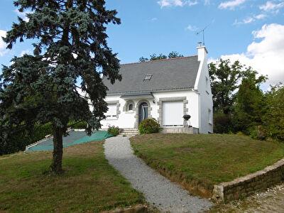 Achat vente maison malguenac maison a vendre for Achat maison bretagne