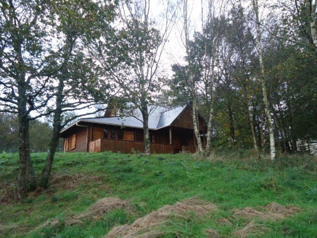 Vendre Maison en bois Malguenac Bretagne Morbihan 4 pièces 77 m2 3  ~ Maison Bois Morbihan