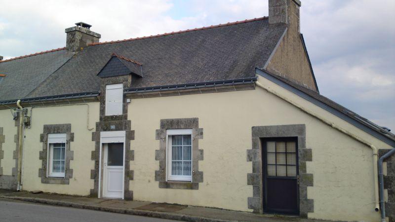 A vendre maison Bretagne Morbihan Ploerdut 4 pièces 72 m2  2 chambres terrain 400 m2