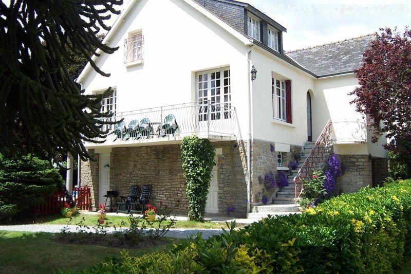 A Vendre maison Bretagne Morbihan Ploerdut 6 pièces 98m2 4 chambres piscine terrain 3375m2