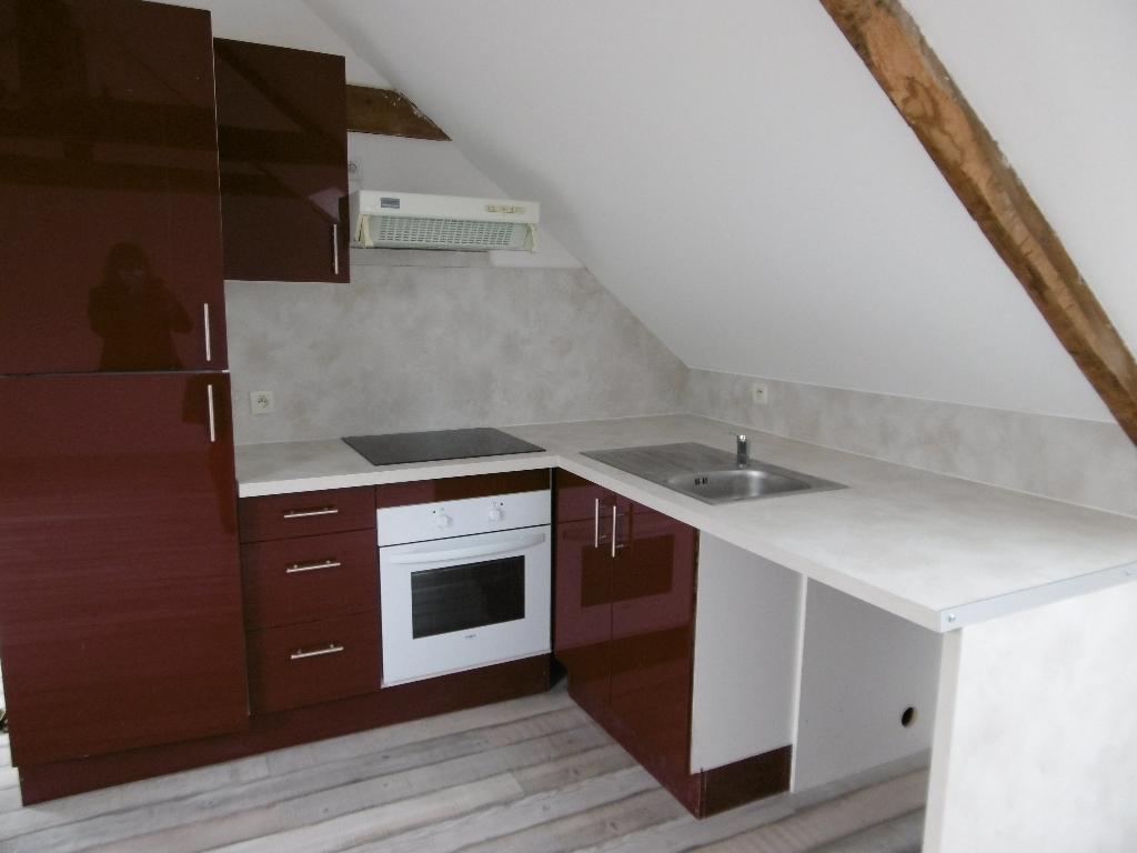 A louer Guemene sur Scorff Bretagne Morbihan Appartement T3 Loft surface 35 m²