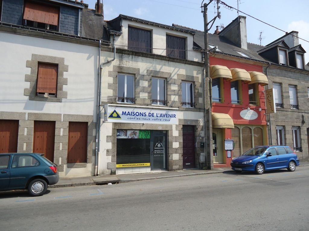 Bureau / local professionnel Pontivy 2 pièce(s) 45 m2
