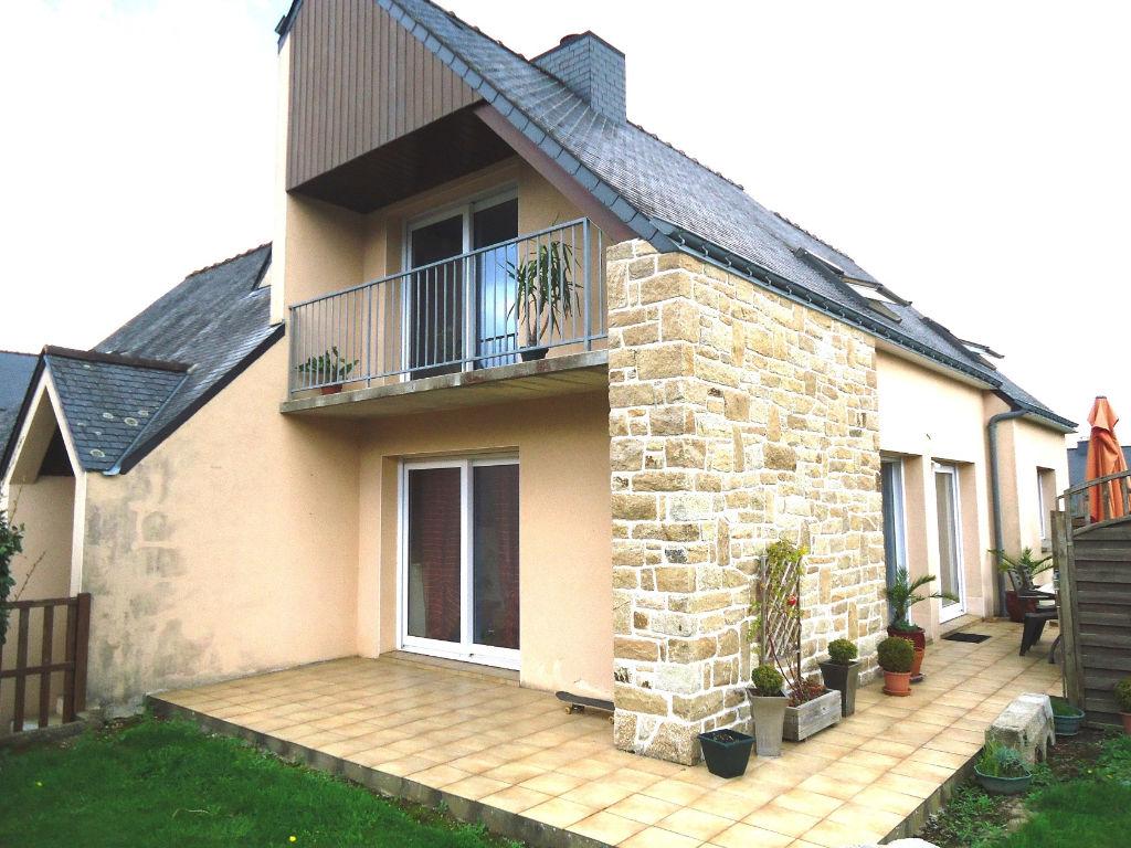 A louer 56300 Le Sourn Bretagne Morbihan maison 4 chambres et mezzanine